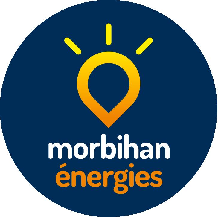 Logo Morbihan énergie