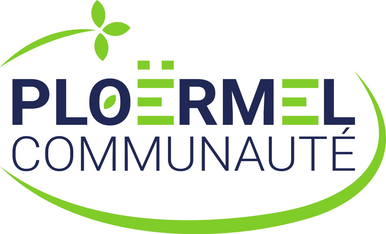 Logo Ploermel communauté