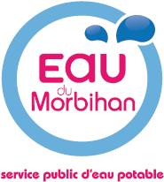 Logo syndicat eau morbihan