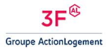 Logo Immobilière 3F