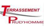 Logo Terrassement Prud'homme